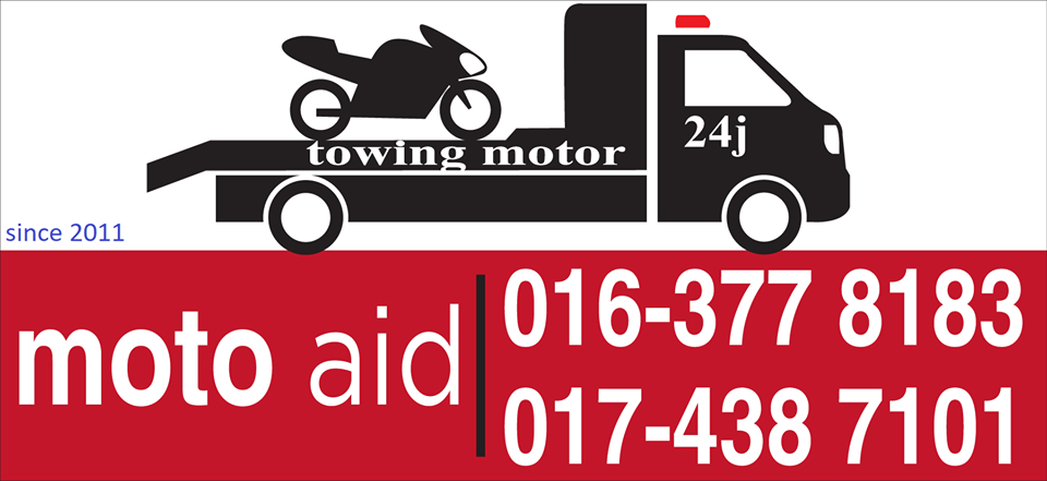Towing Motosikal 24 jam Malaysia