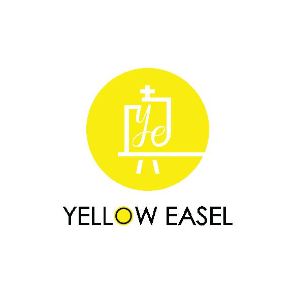 Yellow Easel